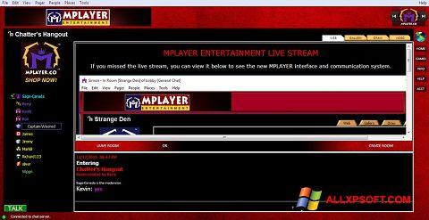 Ekrānuzņēmums MPlayer Windows XP