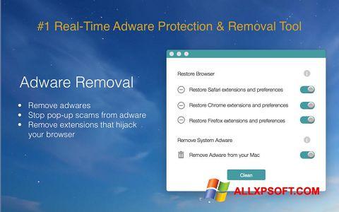 Ekrānuzņēmums Adware Removal Tool Windows XP