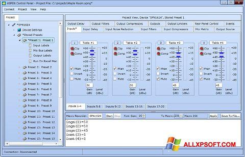Ekrānuzņēmums Macro Recorder Windows XP