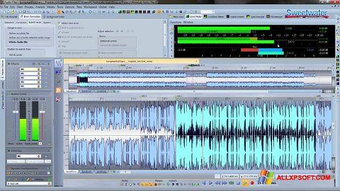 Ekrānuzņēmums WaveLab Windows XP